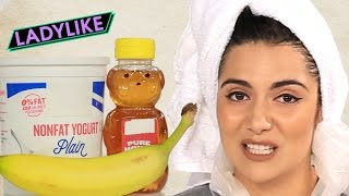 Download Women Try DIY Hair Masks • Ladylike Video