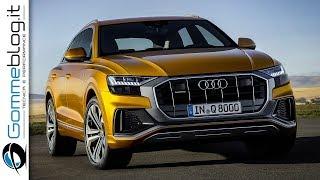 Download Audi Q8 - INTERIOR - EXTERIOR - DRIVE | Wild LUXURY SUV Video