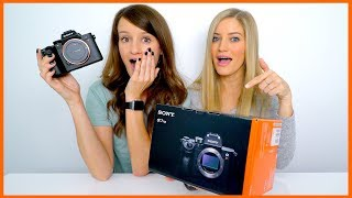 Download Unboxing The Sony a7R III Video
