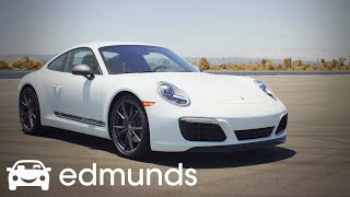 Download Porsche 911 Carrera T: Why It's the Driver's 911 | Edmunds Video