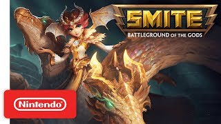 Download SMITE - Founder's Pack Launch Trailer - Nintendo Switch Video