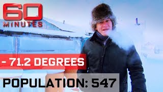 Download Visiting the coldest town in the world - Chilling Out | 60 Minutes Australia Video
