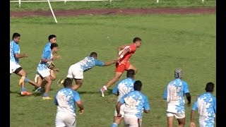 Download Nehoa Fakahokotau #13 // Player Highlights // Atele vs Lavengamalie Video
