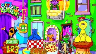 Download Sesame Street: Get Set to Learn! (1996) Video