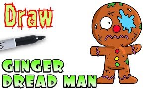 Download How to Draw the Ginger Dread Man | Grossery Gang Video