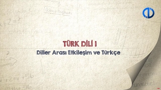 Download TÜRK DİLİ I - Ünite 7 Konu Anlatımı 1 Video