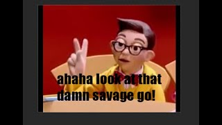 Download some scenes of savage stingy Video