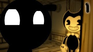 Download Stickman Vs Bendy and the Ink Machine, Chapter 1 in a nutshell | Animation Video