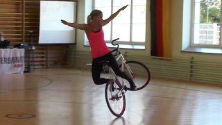 Download Bicycle Acrobatics unbelievable skills Video