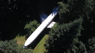 Download PLANE IN FOREST ( Someone lives In It ) !! Video