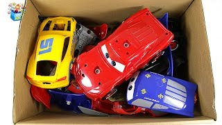 Download disney pixar cars city Vehicle friend's full Box Play toys funny video for kids Video