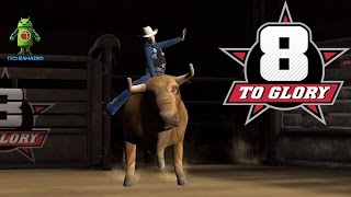 Download 8 TO GLORY BULL RIDING (iOS / Android) Gameplay HD Video
