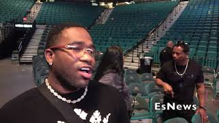 Download Who Gave Manny A Harder Fight AB Or Thurman EsNews Boxing Video