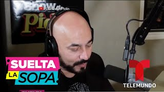 Download Lupillo Rivera saca audios de Belinda en programa radial | Suelta La Sopa | Entretenimiento Video