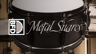 Download BFD Metal Snares Video