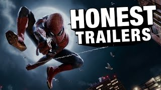 Download Honest Trailers - The Amazing Spider-Man Video