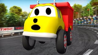 Download An amazing day with Ethan the Dump Truck ! Educational cartoon for children 🏆🎨 Video