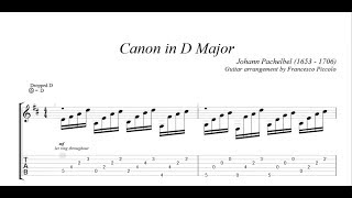 Download Classical Guitar - Johann Pachelbel - Canon in D Major Video