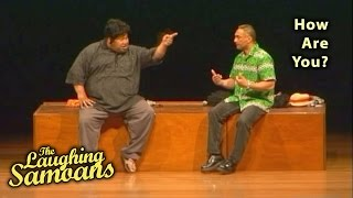 Download The Laughing Samoans - ″How Are You?″ from Off Work Video