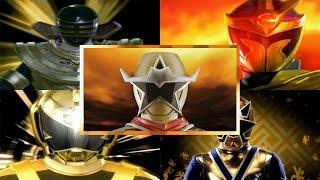 Download Gold Rangers Morphs | Power Rangers Zeo - Power Rangers Super Ninja Steel Video