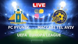 Download FC PYUNIK VS MACCABI TEL AVIV Video