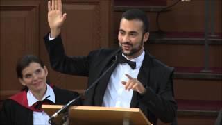 Download Saïd Business School, University of Oxford - MBA 2014 Graduation Speech (Abdalla Nader Abuarjah) Video