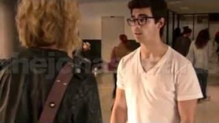 Download Joe Jonas Chelsea Staub KISSING Video Video