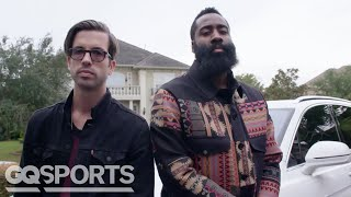 Download James Harden Takes Us Through His Flyest Cars and Coolest Clothes | GQ Video
