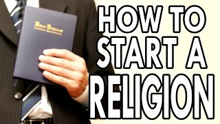 Download How To Start Your Own Religion - EPIC HOW TO Video