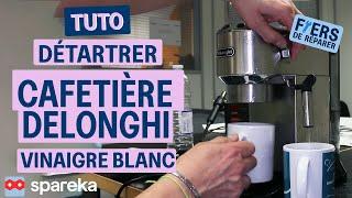 Download Comment bien détartrer sa cafetière Delonghi ? Video