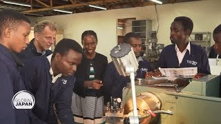 Download How Rwanda is Gaining Technical Know-how – With Japan's Help Video