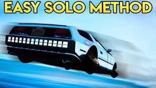 Download GTA ONLINE DELUXO SUPER SPEED GLITCH - NEW & EASIER SOLO METHOD TUTORIAL! Video