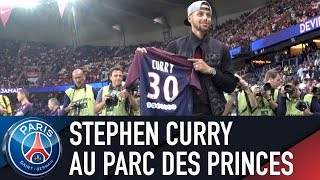 Download STEPHEN CURRY AU PARC DES PRINCES Video