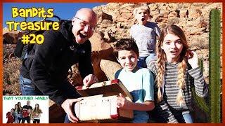 Download BANDiTS The Last Hidden Treasure - Bandits Treasure #20/ That YouTub3 Family I Family Channel Video