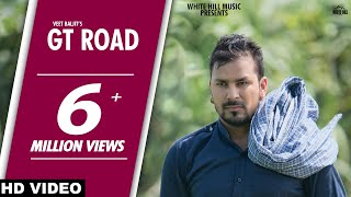 Download GT Road (Full Video) | Veet Baljit | White Hill Music Video