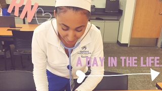Download A Day in the Life of a Nursing Student Video