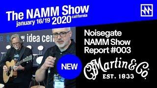 Download NAMM 2020: Martin Guitars SC 13 E Video