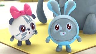 Download Малышарики - Слон (Новая серия 109) Развивающие мультики для самых маленьких Video