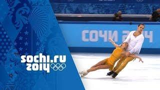 Download Tatiana Volosozhar & Maxim Trankov Win Gold - Full Free Program | Sochi 2014 Winter Olympics Video