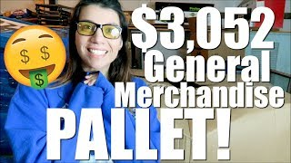 Download Liquidation Pallet Unboxing | $3052 for only $319 Resell on eBay Amazon Mercari FB Market Video