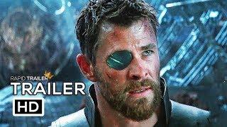 Download AVENGERS: INFINITY WAR Thor Stop Thanos Trailer NEW (2018) Marvel Superhero Movie HD Video
