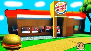 Download My Own Burger King Fast Food Restaurant ! Roblox Tycoon Game PlayVideo Video