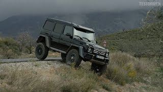 Download Mercedes G500 4x4² Video