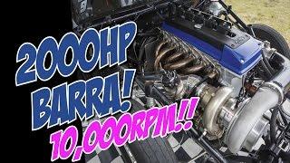 Download 2000hp Barra Six | Dodge Avenger | Street Machine Video