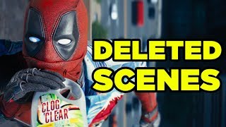 Download Deadpool 2 EXTENDED CUT All Deleted Scenes Explained! (Baby Hitler Scene) Video