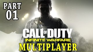 Download Call of Duty Infinite Warfare Gameplay German Multiplayer Deutsch - Waffen, Klasseneditior, 1. Runde Video