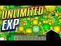 Download UNLIMITED XP in MINECRAFT Video