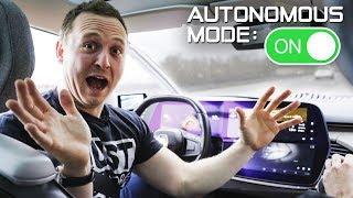 Download Testing The World's Smartest Autonomous Car (NOT A Tesla) Video