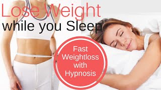 Download LOSE WEIGHT while you SLEEP ★ Get Success with the Skinny Girl Mindset ★ Weight Loss Hypnosis Video