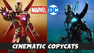Download DC and MARVEL Movie & TV Universe Copycats Video
